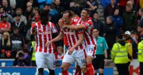 Stoke: Finished season with 6-1 win over Liverpool