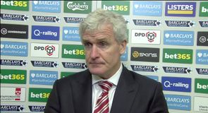 Hughes happy with 'fantastic finish'