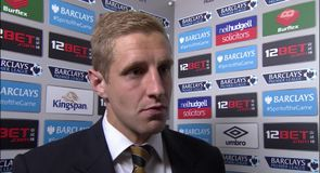 Dawson: 'Relegation hard to take'