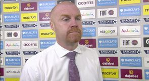 Dyche proud of side
