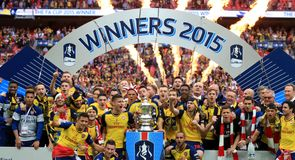 FA Cup final photo gallery