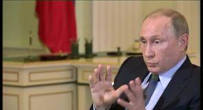 Putin criticises US FIFA involvement