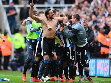 Jonas Gutierrez: Released by Newcastle