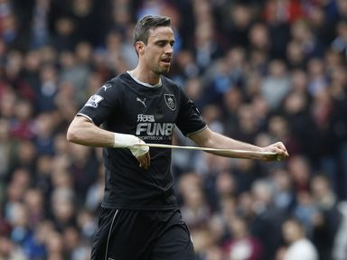Michael Duff: Staying at Burnley