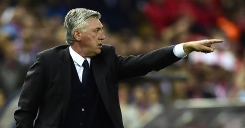 Carlo Ancelotti: Expected to be sacked by Real Madrid