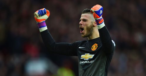 David De Gea has been heavily linked with a move to Real Madrid
