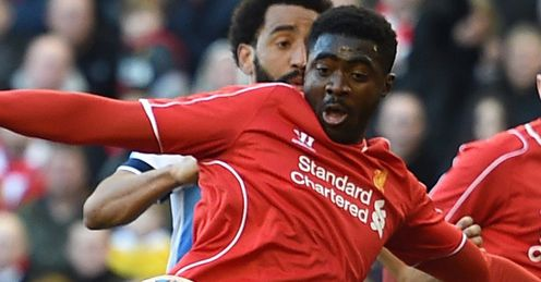 Kolo Toure: Keen to remain at Liverpool