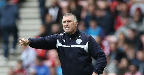 Nigel Pearson: Relieved of his duties by Leicester