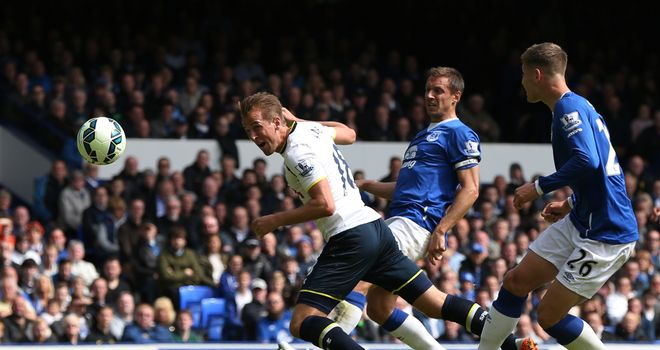 Harry Kane: Scored the only goal of the game