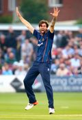 Reece Topley of Essex: Given the nod by selectors