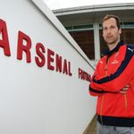 Petr Cech: Has joined Arsenal from Chelsea