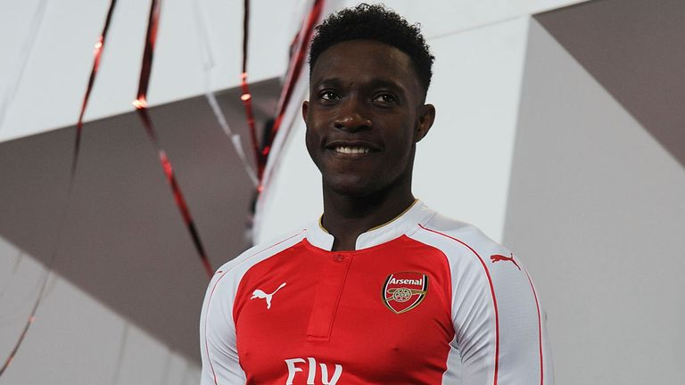 Danny Welbeck hopes to be 'flying' when he returns to action