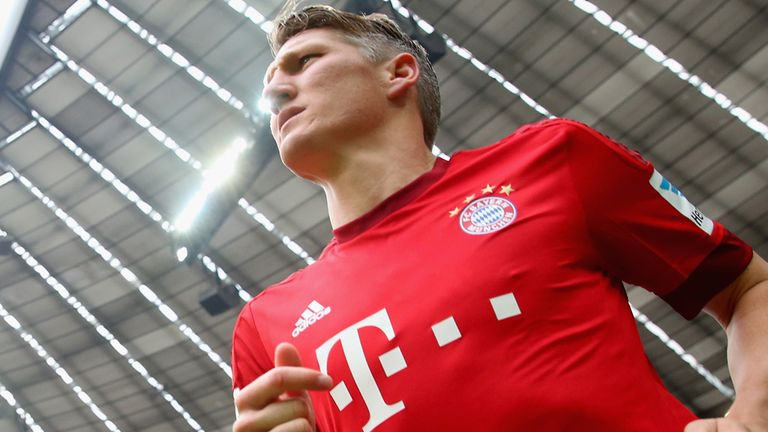 Schweinsteiger - An 'icon' of Bayern Munich