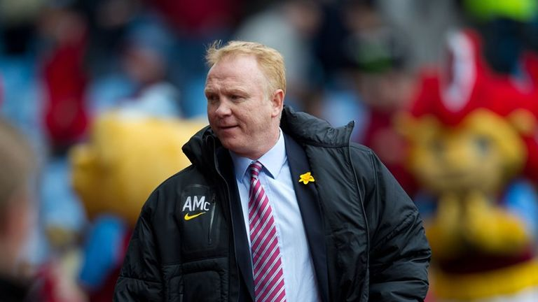 Alex McLeish was brought in to 'reduce the wage bill'