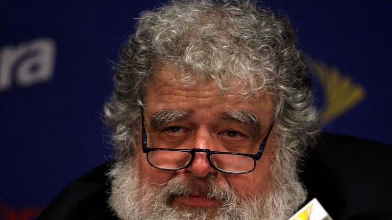 Federation Internationale de Football Association executive turned whistleblower Chuck Blazer dies aged 72