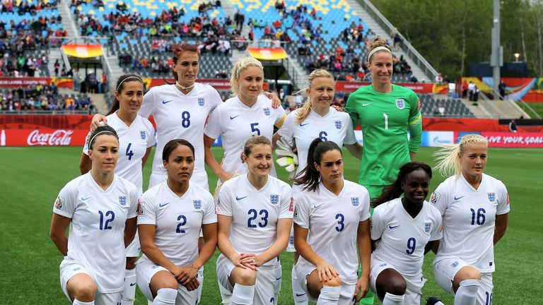 England Women to make changes for Mexico clash