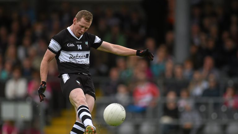 Despite the victory though, Sligo lost Mark Breheny (pictured), Pat Hughes and Brendan Egan to injury in the Bronx