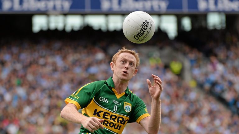 Colm Cooper has called time on a sparkling career with Kerry