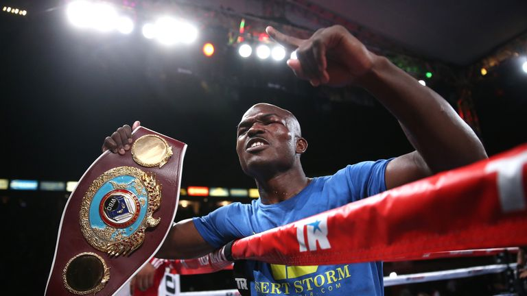 Timothy Bradley: Open to stepping up in weight