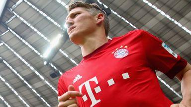 Bastian Schweinsteiger: Says he wants another league title at Bayern Munich