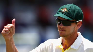 Hazlewood: 'five seamers into three places doesn't go'