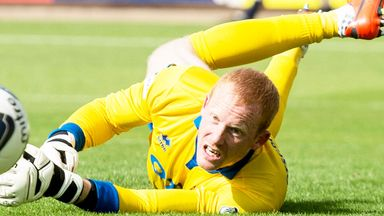 Craig Samson: Kilmarnock keeper called into Scotland squad for double-header against Qatar and Republic of Ireland.