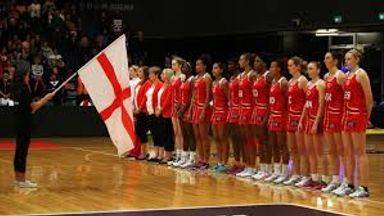 England have named their Netball World Cup squad