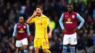 Fabio Borini: Agent says he wants to leave Liverpool