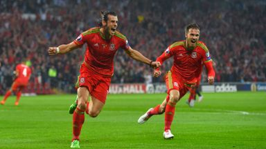 Gareth Bale is hoping to help Wales qualify for the World Cup for the first time since 1958