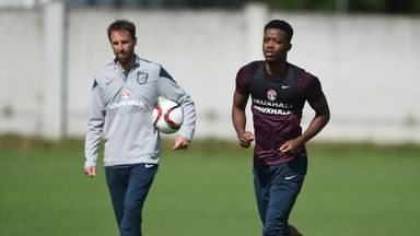 Gareth Southgate has called Nat Chalobah's Napoli loan move