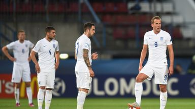 Danny Ings and Harry Kane left frustrated in the European Championship on Wednesday night