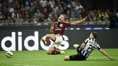 Ignazio Abate: In action last season