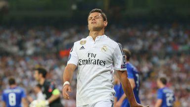 Javier Hernandez: Set to miss next four weeks after surgery