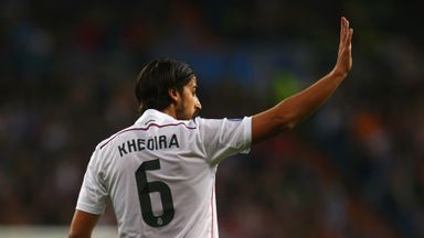 Sami Khedira: Set for a Real Madrid exit