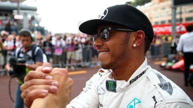 Lewis Hamilton: Not dwelling on Monaco
