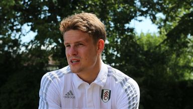 Matt Smith is looking forward to the new season with Fulham