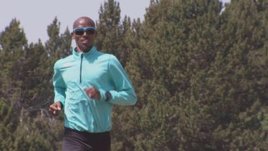 Mo Farah: Insists he is clean and wants his name cleared