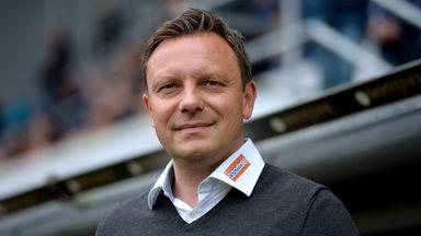 Andre Breitenreiter: Swapped Paderborn for Schalke