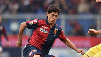 Diego Perotti: Joined Genoa last summer from Sevilla