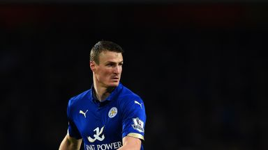 Robert Huth: Has now made permanent switch from Stoke to Leicester