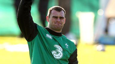 Ireland's Rhys Ruddock sidelined by injury