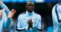 Yaya Toure: Not a fan of pre-season training