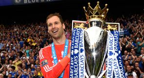 Wilson – Cech on Courtois' level