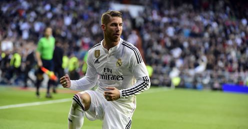Sergio Ramos: Has been linked with a move to Manchester United