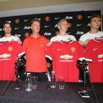 Louis van Gaal: UNVEILS some Manchester United signings