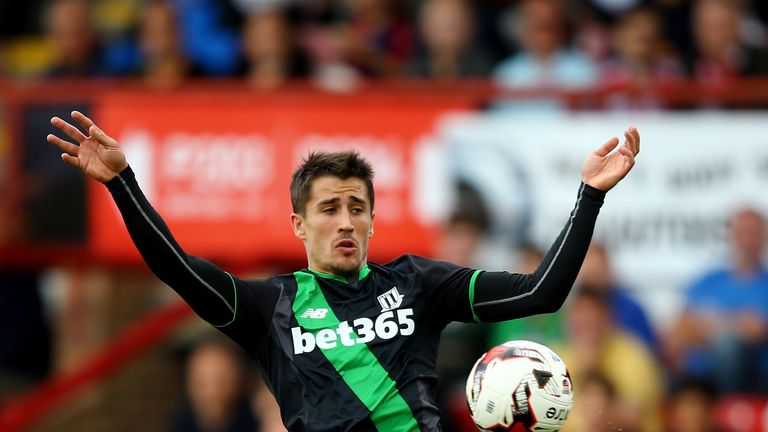 Bojan has scored twice in Stoke's last four Premier League games