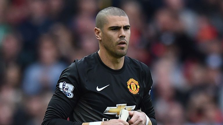 Victor Valdes finally departed Old Trafford