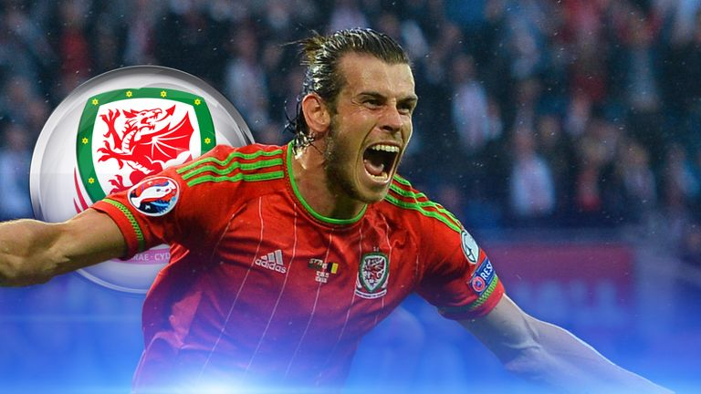 gareth bale key to wales u0026 39  rise into top 10 of fifa world rankings