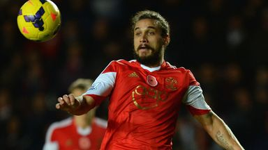 Dani Osvaldo: Joining Porto after two-year spell at Southampton