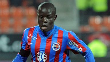 Leicester have completed a deal to sign N'Golo Kante from Caen